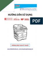 Tài Liệu Hướng Dẫn Sử Dụ...Oh MP 161L - Tiếng Việt