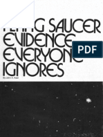 The Flying Saucer Evidence Everyone Ignores by John. A. Keel