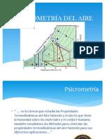PSICROMETRÍA DEL AIRE 2.0.pptx