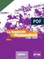 La Revolucion de Independencia