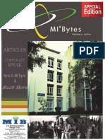 JMI New Delhi MIB Newsletter