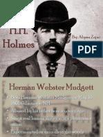 H.H. Holmes History