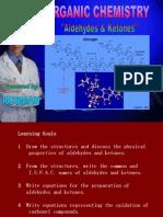 6. Aldehydes (Aldehid) & Ketones (Keton)