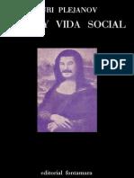 Plejanov, Yuri - Arte y vida social.pdf