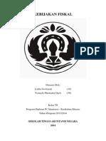 makalah kebijakan fiskal.docx