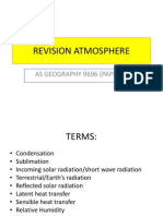 Atmosphere Revision booklet, 2014 cg malia