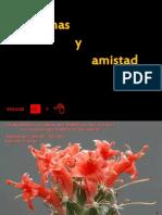 ESPINAS Y AMISTAD.pps