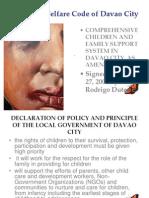 Children Welfare Code, (brief presentation).pptx