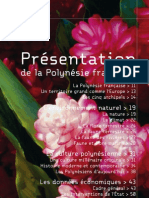 Présentation de la Polynésie francaise