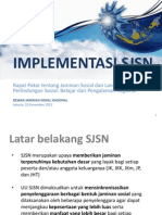 IMPLEMENTASI SJSN