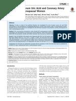 Acido Urico y Coronariopatia 2014.pdf