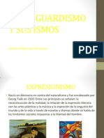 El VANGUARDISMO Y SUS ISMOS.pptx