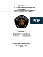 Investigasi Teknik Audit vs Teknik Perpajakan