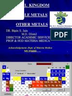 Mineral Noble Metals