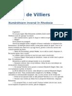 Gerard de Villiers-Numaratoare Inversa in Rhodesia 2.0 10