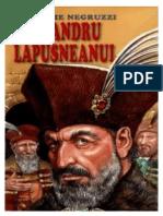 Alexandru Lapusneanu-Costache Negruzzi