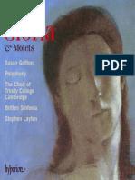Poulenc - Gloria; Motets.pdf