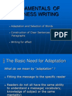 Fundamentals of Business Writing notes.ppt