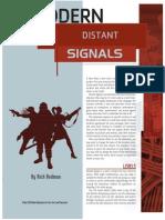 d20 Distant Signals
