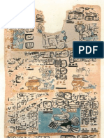 Mayan Codex - Madrid Codex 2 of 6