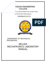 ME2405 Lab Manual 1