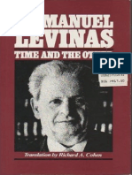 Levinas, E - Time and the Other & Additional Essays (Duquesne, 1987)