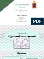 Trypanosomiasis