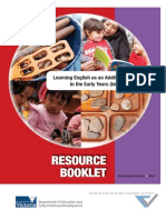 kids resource booklet