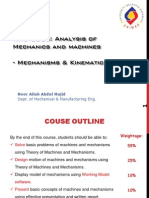 W1 Introduction to Mechanisms and Kinematics 20140724