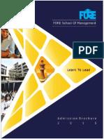 Admission Brochure 2015