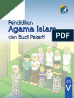 Pendidikan Agama Islam Dan Budi Pekerti Siswa untuk Kelas 05 SD