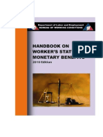 Handbook-minimum Wage Computation