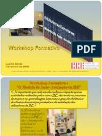 WorkshopFormativo- ModeloAutoAvaliacaoLucília