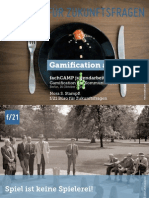 Gamification als Chance