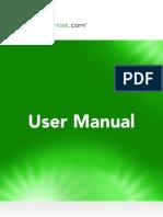 AutoChArtist User Manual