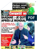 Edition du 21/12/2009
