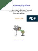 Kilani Power Memory Excellence SAMPLE