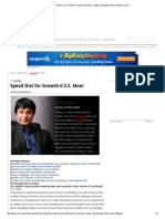 CEO Interviews _ v.S.S. Mani, Founder and CEO, JustDial_ Speed Dial for Growth _ CIO