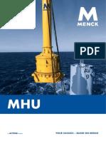 MHU Brochure English