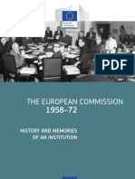 The European Commission 1958-72