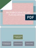 MICROBIOLOGIA DE LAS PLACAS DENTALES.pptx