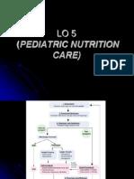 pediatric nutrition care