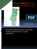 Diversidade linguística e cultural em Portugal.pptx