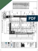 Aeration Tank Plan drawing