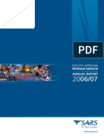 South African Revenue Service - Annual Report 2006-2007