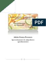 Aprovechamiento de subproductos de la industria de cítricos - Limoneno.docx