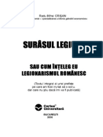 Surasul legiunii sau cum inteleg eu legionarismul romanesc de radu mihai crisan.pdf
