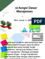 Bab-3 Fungsi Manajemen