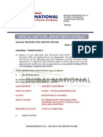 Dnogpc Contract Appointment Letter Soft Copy