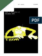 t Ysm - Anno 0, Estratto 1